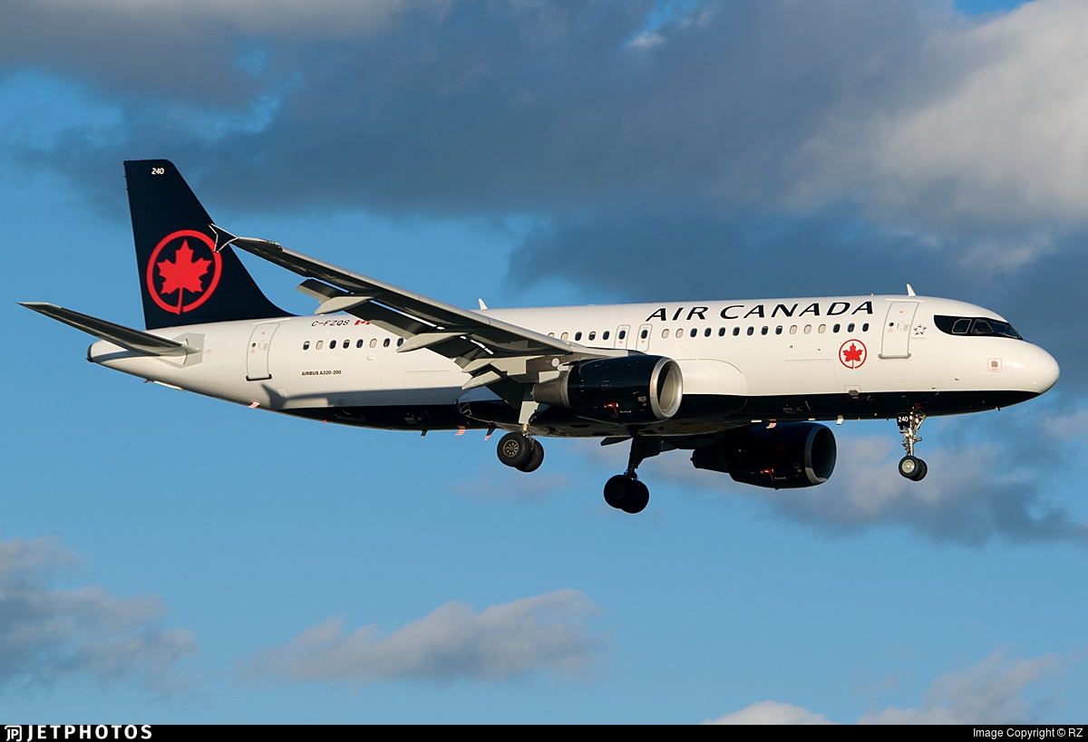 Image result for new air canada livery a320