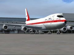 The Father of 747s
