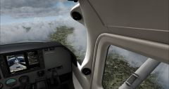 carenado cessna T182T Skylane 8