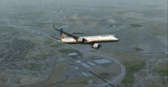 757-300 Continental Airlines