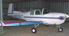 "A Mooney M210 ""Cadet"""