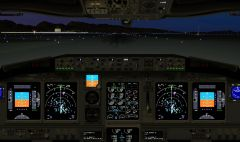 Cleared for Takeoff PHNL, 8L