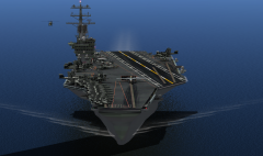 Navy Power: Carrier- F-14 ready to launch!
