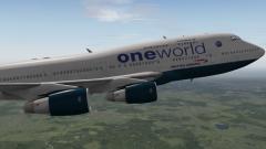 747 BA One World