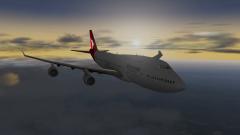747-400 Qantas