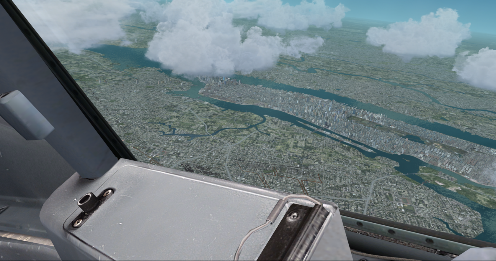 FSX - New York City, NY (In other words, Manhattan)