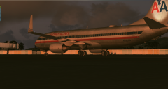 American at Princess Juliana Intl Airport
