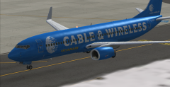 Ryanair Cable & Wireless =)