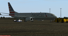 American Airlines NGX Shining in Dallas Ft. Worth