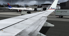American Airlines @ San Francisco Intl.