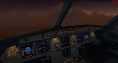 Aerosoft Airbus Extended on Approach into Berlin-Tegel