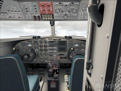 Amazing Freeware Basler BT-67 for FSX