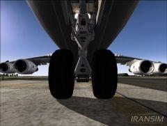 IranAir B747 PMDG