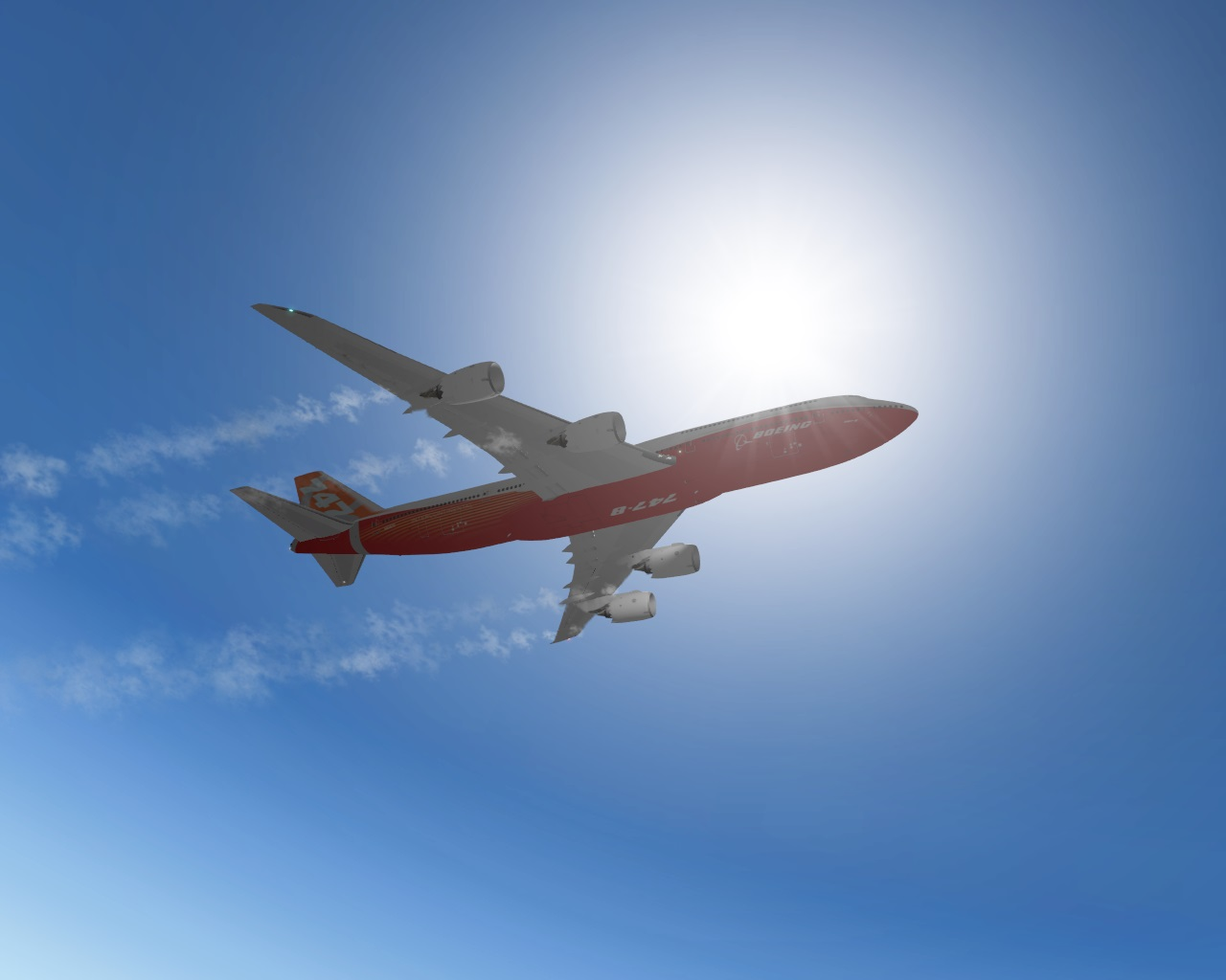 Opinion of SSG 747-8 - The X-Plane General Discussions Forum