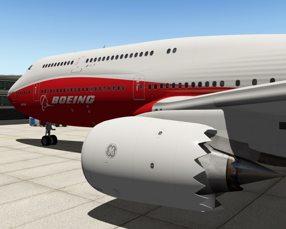 Ssg 747 Liveries