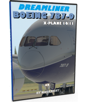 Boeing 787 Magknight V 1 02 For X-Plane - Product Announcements