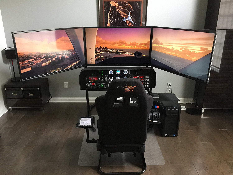 Volair Sim Large Display Stand Hardware The Avsim