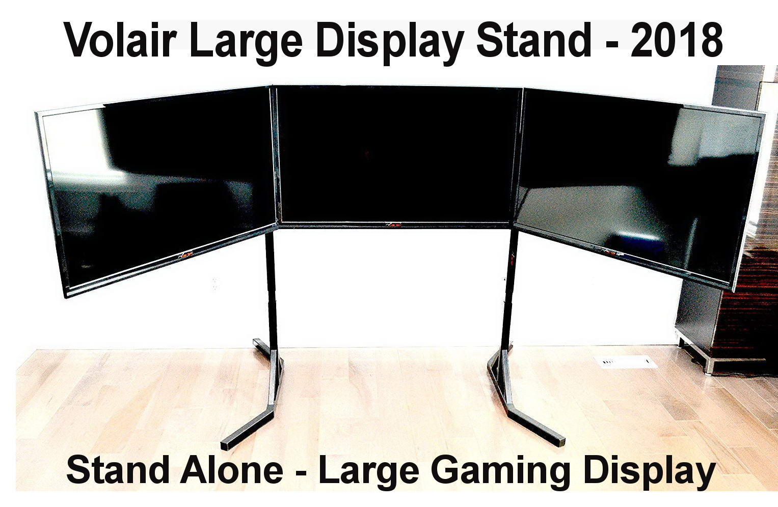 Sungard Exhibition Stand Here Alone : Volair sim large display stand hardware the avsim