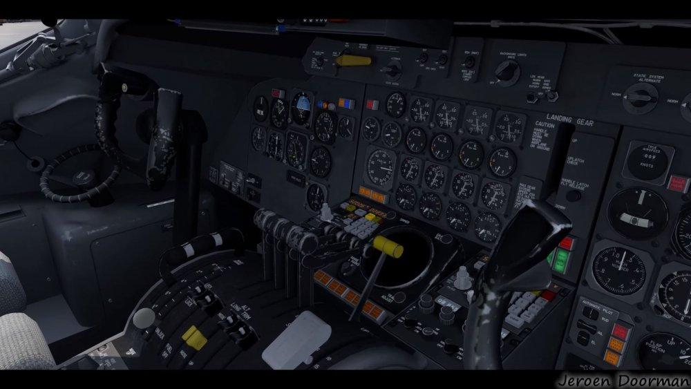 Aerosoft DC-8 VC