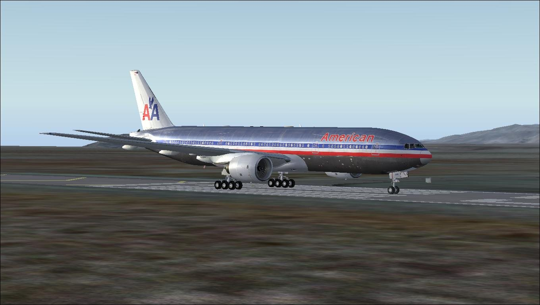 Rikoooo Boeing 777-200ER Ultimate no paint no panel - MS FSX | FSX