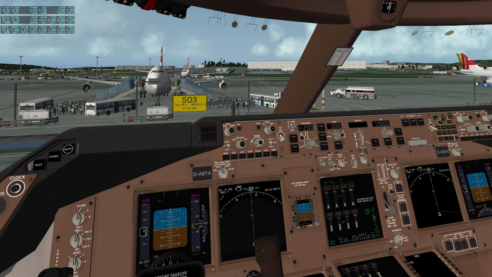 What were your longest / long haul flights in X-Plane 10? - The X