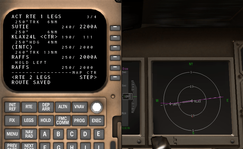 Help with VNAV on 777 - The X-Plane General Discussions