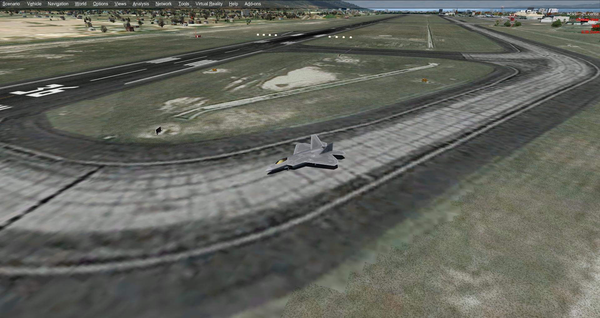 Krabi International Airport (VTSG) P3Dv4 - scenery