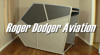 Roger Dodger Aviation DIY Flight Simulator - Product