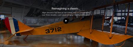 Microsoft Flight Arcade Web Based Flight Simulator - Product